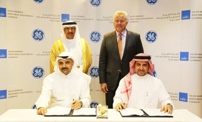 DUSSUR and GE sign MoU for US$3 (SAR11.25) billion joint investments to expand localized manufacturing in Saudi Arabia